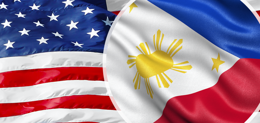 Philippines and American Flag overlay - Reach Multicultural