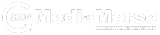 Mediamerse Logo White_